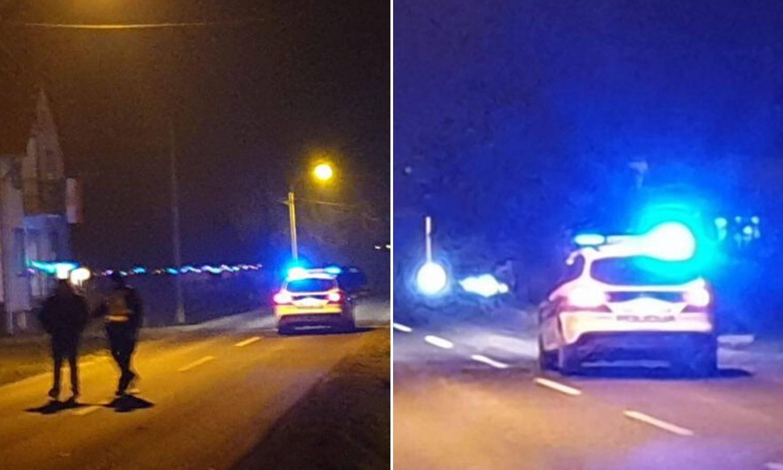 Detalji nesreće: Zahvatio je rub ceste i udario u betonski most