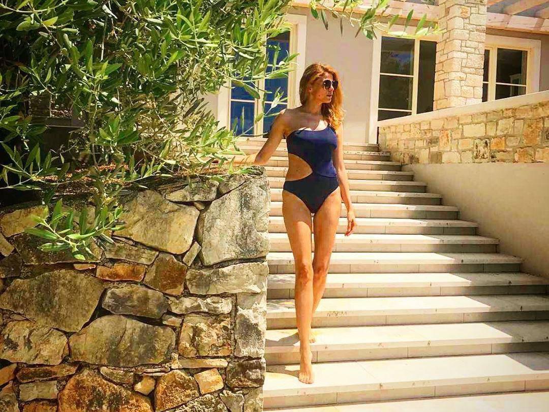 Lejla Filipović je pokazala vitku liniju: Otišla je na odmor u Istru