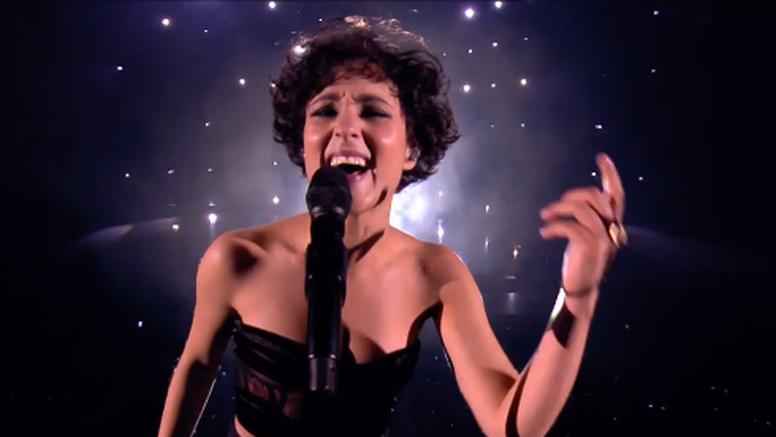 Francuskoj pjevačici Srbija dala 12 bodova, a ona uzviknula na srpskom jeziku: 'Deda, Deda'