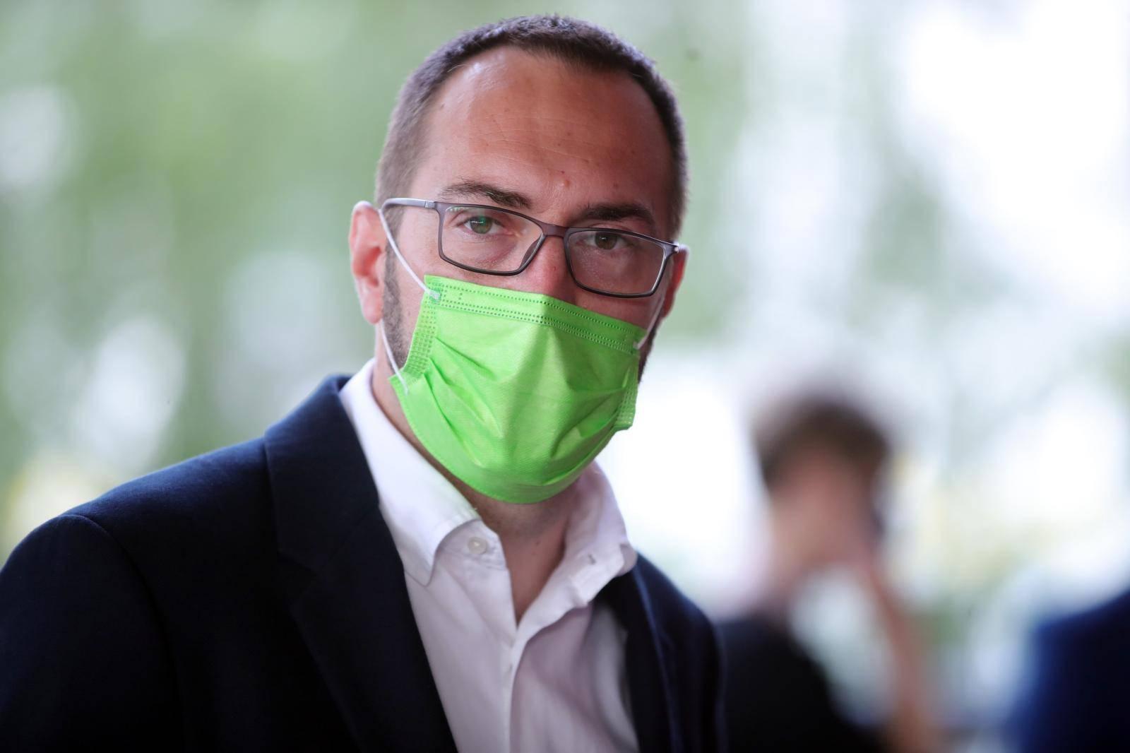 Izborni stožer kandidata za gradonačelnika Zagreba Tomislava Tomasevica