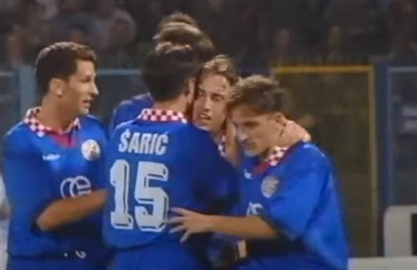 """Prva HNL 97/98.: Dominacija Croatije i """"petarda"""" Partizanu"""