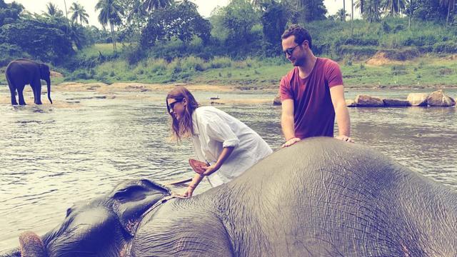 Anita Dujić s dečkom putuje po Šri Lanki: Ne želim se vratiti
