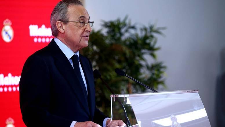 Sulude ideje u Madridu: Perez želi napustiti La Ligu, traži način za pristupanje Premiershipu?!