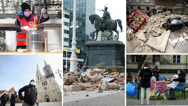 Potres U Zagrebu 24sata