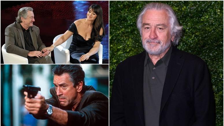 De Nira istraživali zbog lanca prostitucije, a buran život donio mu je šestero djece s tri žene