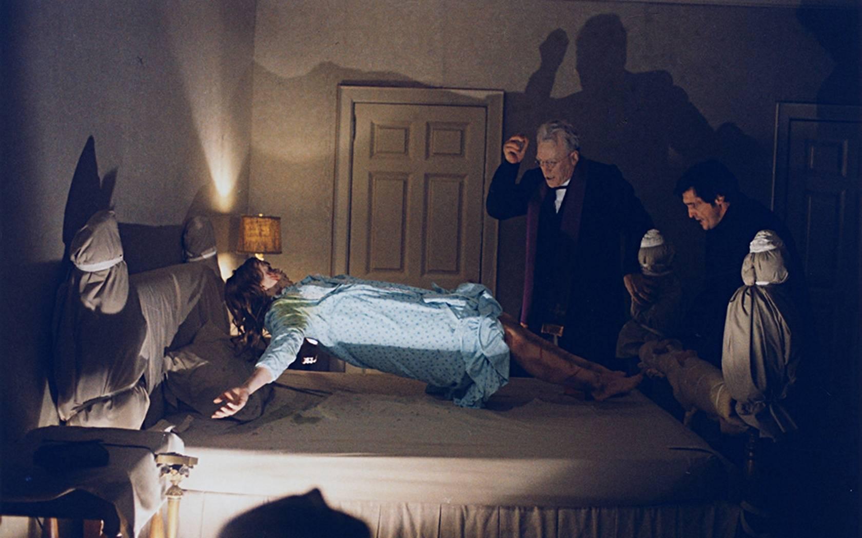 Svećenik se srušio nakon što je pričao s opsjednutom curicom