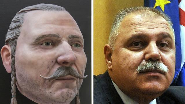 Česi su šokirani: Barun Franjo Trenk dvojnik - Ivana Šukera!