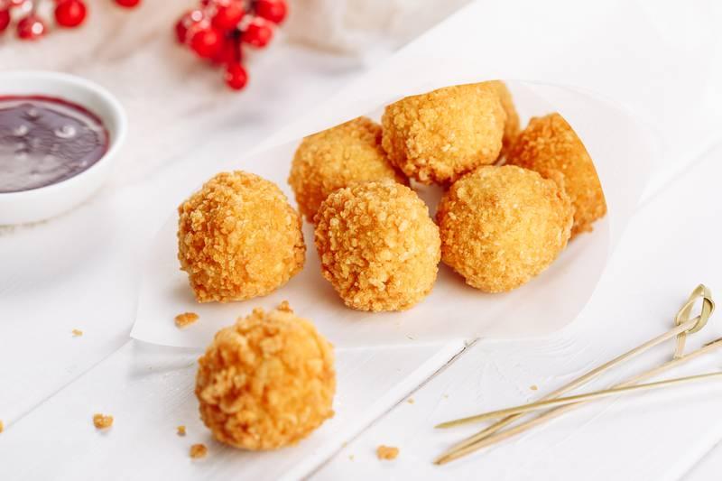 Ovo morate probati: Pileće se kuglice sa sirom tope u ustima