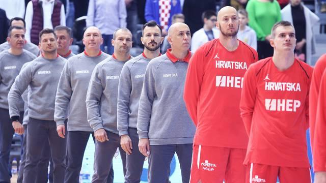 Osijek: Hrvatska i Mađarska u kvalifikacijama za Svjetsko prvenstvo