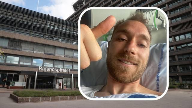 Eriksen izašao iz bolnice: Više nikad neće moći igrati nogomet