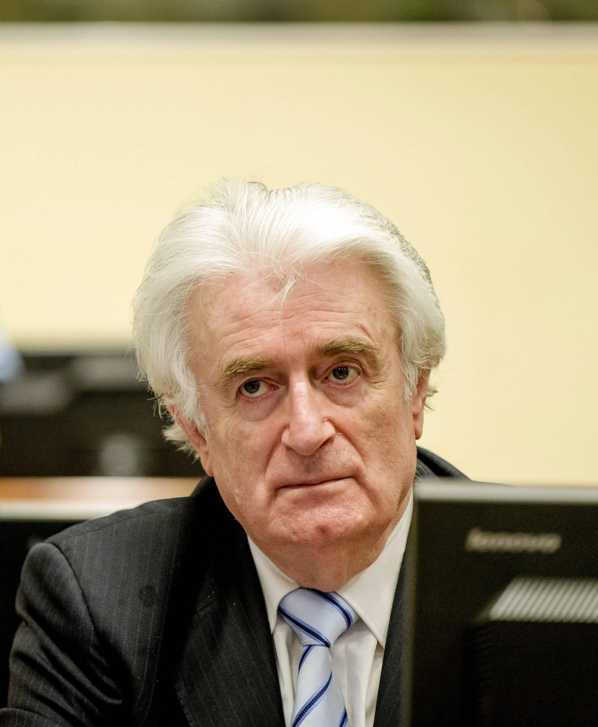 Traže doživotnu: Karadžiću će u srijedu presuditi za zločine