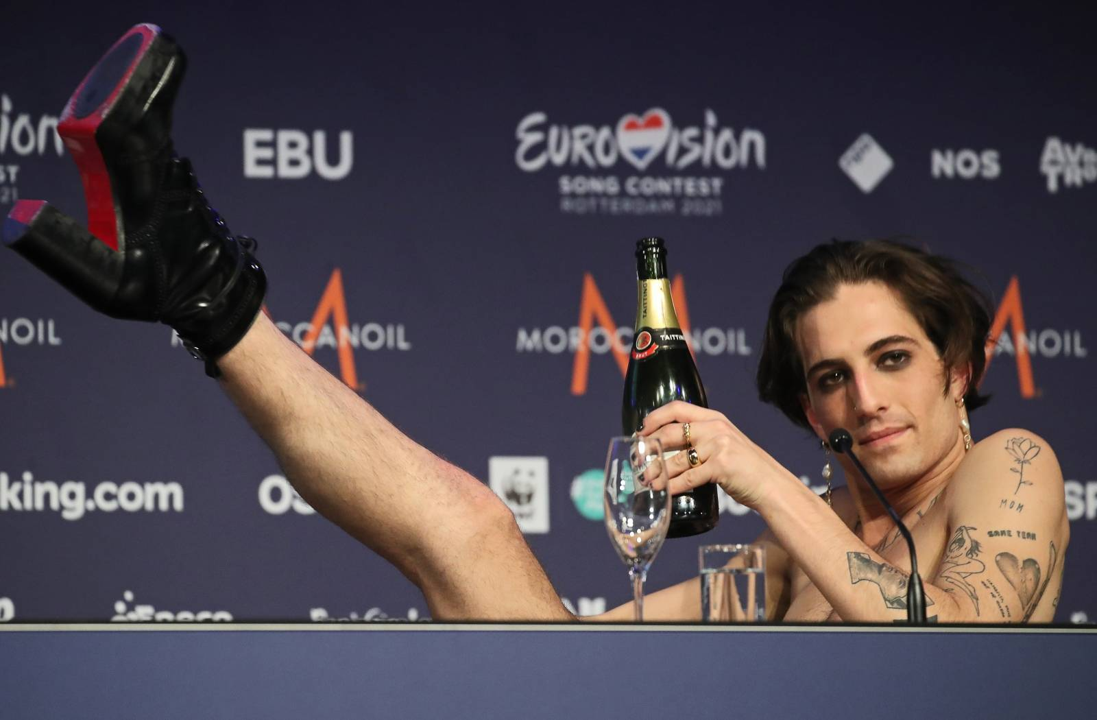 2021 Eurovision Song Contest: Final