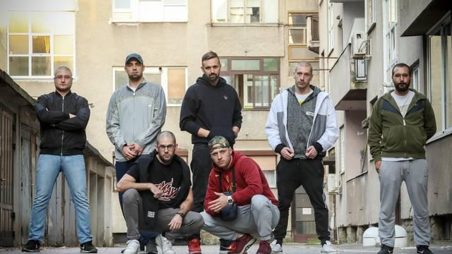 Najveća domaća rap grupa: 'Mi smo hrvatski Wu-Tang Clan...'