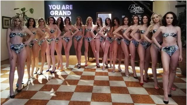 Kreće borba: Ovih 19 djevojaka želi 'preoteti' titulu najljepše...