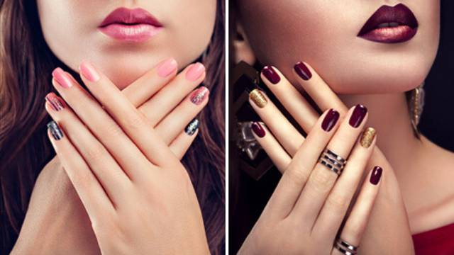Neprijatelji ljepote ploče nokta: Gel lak, dezinficijens i acetoni