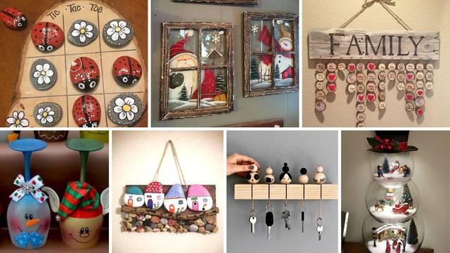 Top 12 ideja za slatke božićne darove - napravite ih sami