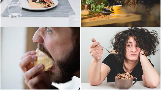Način na koji ljudi jedu