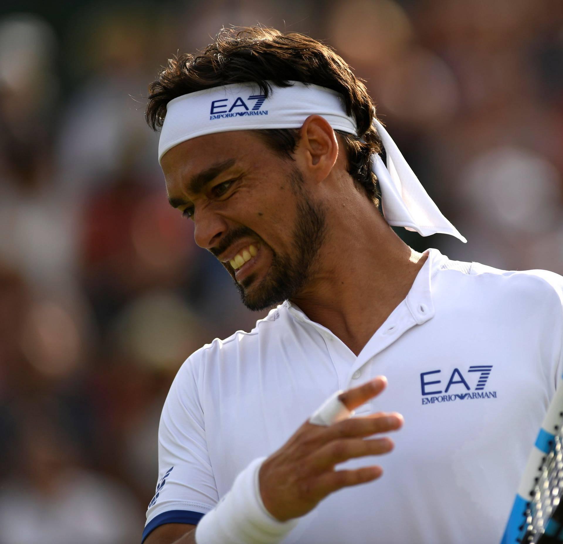 'Don Fabio' poludio: Volio bih da u Wimbledonu pukne bomba