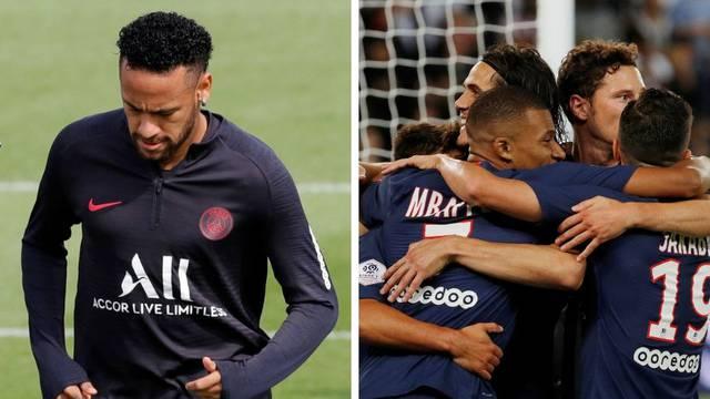 Neymare, ku*vin sine: PSG-ovi navijači izvrijeđali Brazilca...