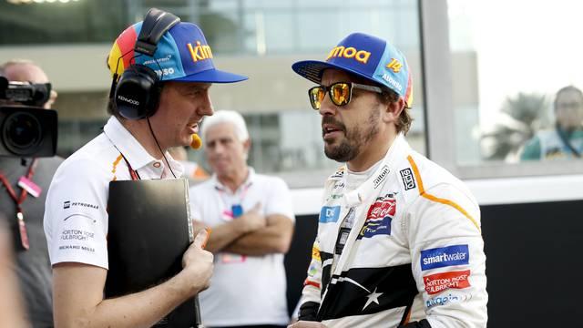 Motorsports: FIA Formula One World Championship 2018, Grand Prix of Abu Dhabi