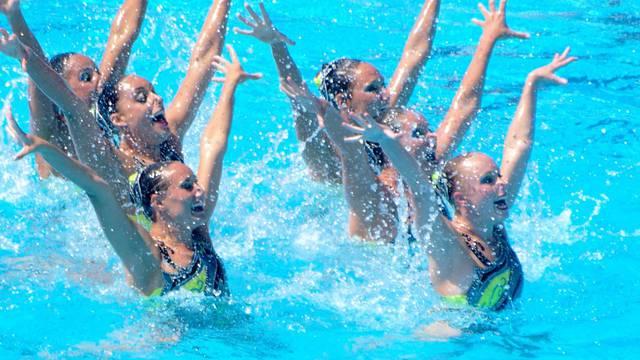 Sinkronizirano plivanje: Ples, gimnastika i plivanje