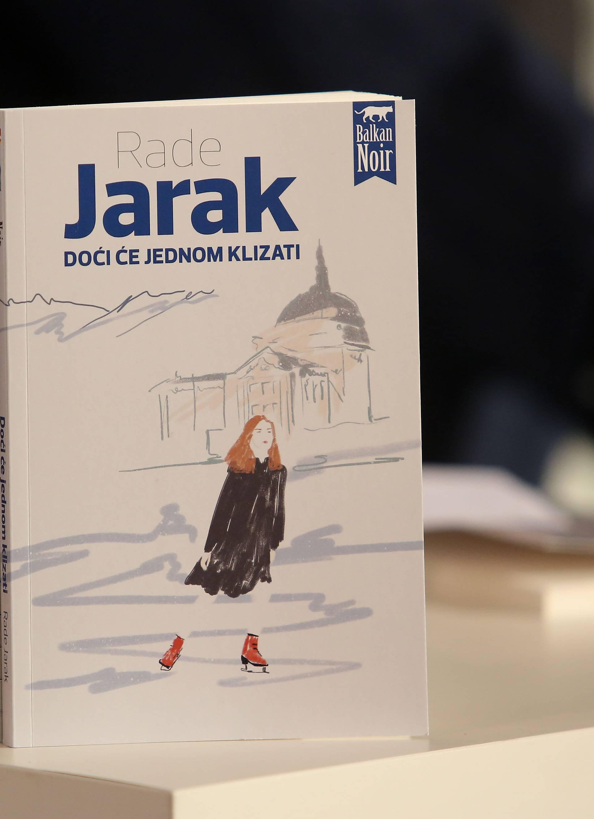 """Zagreb: Predstavljanje knjige """"Doći će jednom klizati"""""""