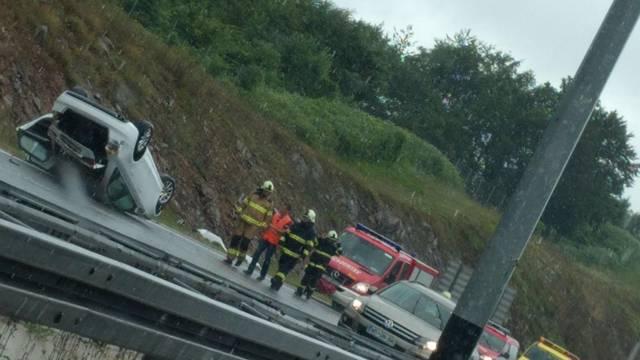 Kaos na A1: Nesreće se samo nižu, policija radi punom parom