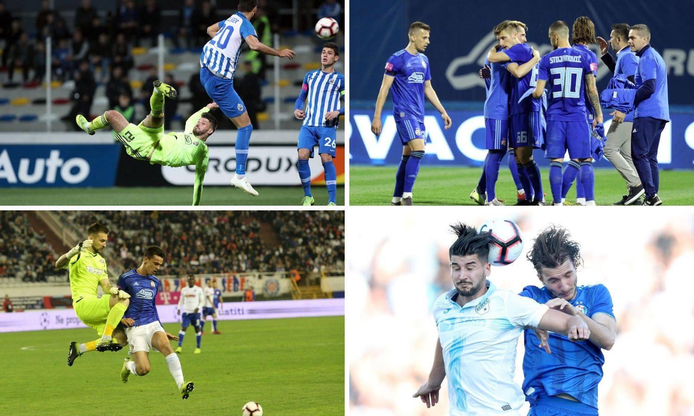 Bila je to plava godina: Dinamo i put do naslova  od prvog kola