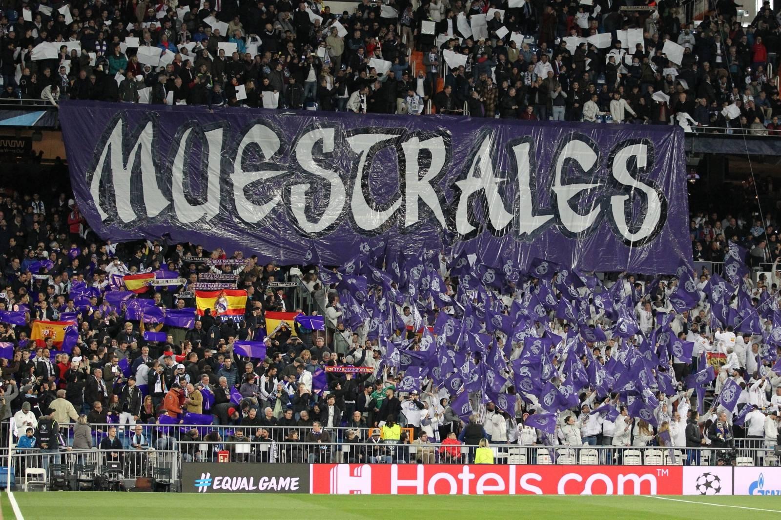 ESP, UEFA CL, Real Madrid vs Manchester City