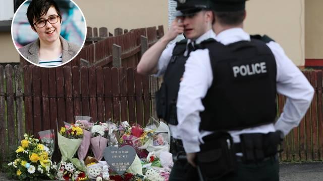 Policija Sjeverne Irske uhitila ženu zbog ubojstva novinarke