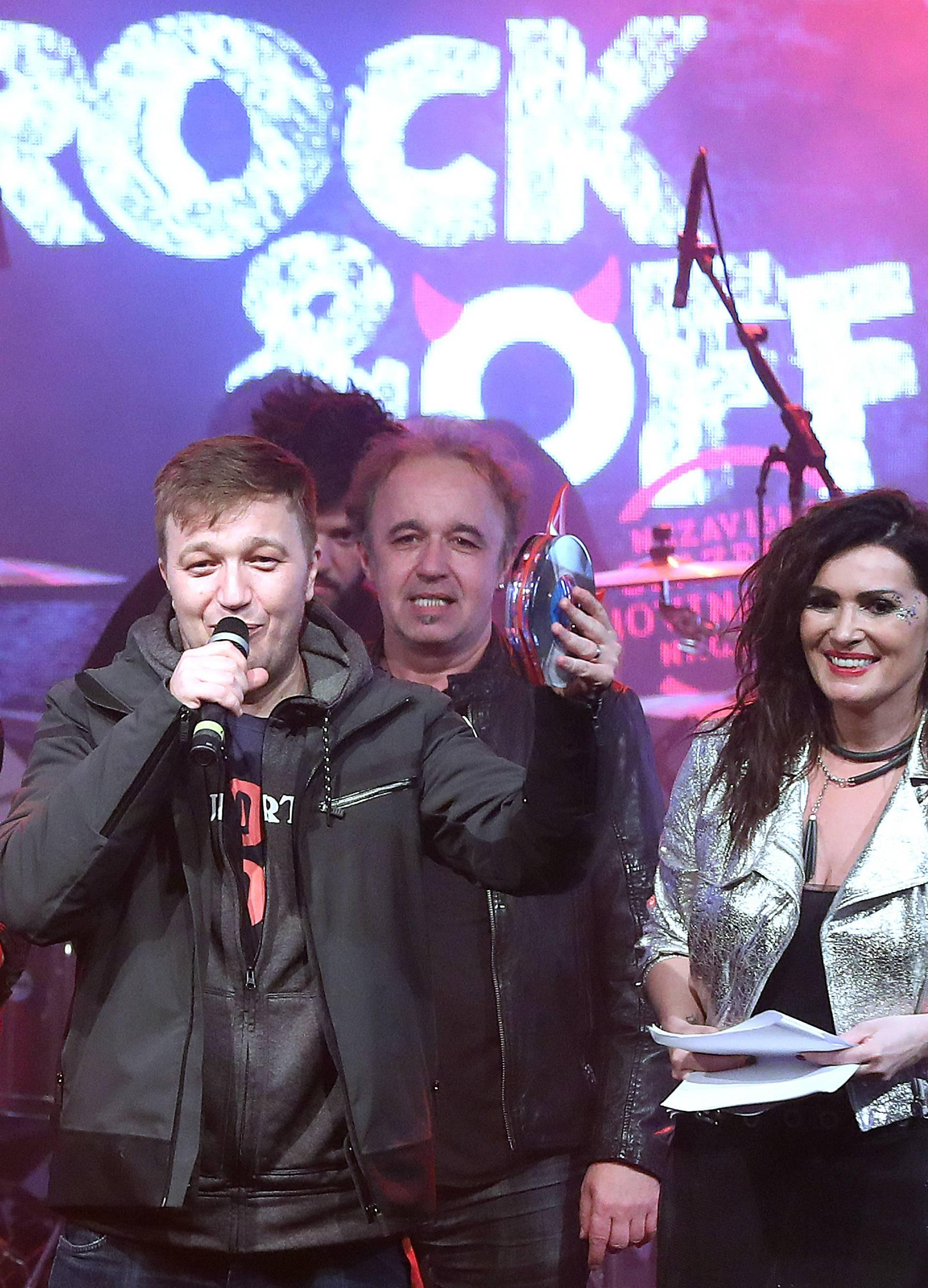 Zagreb: Dodjela nezavisne glazbene novinarske nagrade Rock&Off  u Tvornici