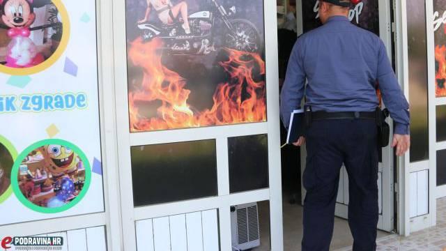 Kamera ih ulovila na djelu: U Koprivnici opljačkale sex shop
