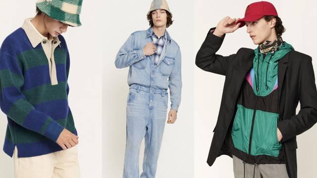 Isabel Marant predlaže hibrid sportskog stila i biznis odijela