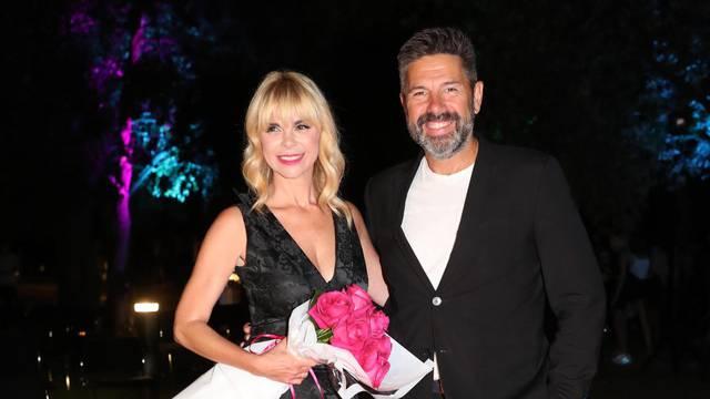 Mila Elegović i Ronald Braus javno se pomirili nakon sedam godina: 'Život je prekratak!'
