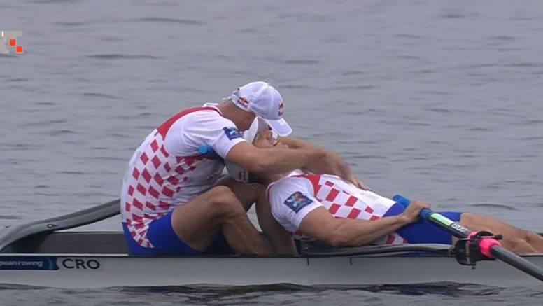Sinkovići pomeli konkurenciju i osvojili peto europsko zlato!