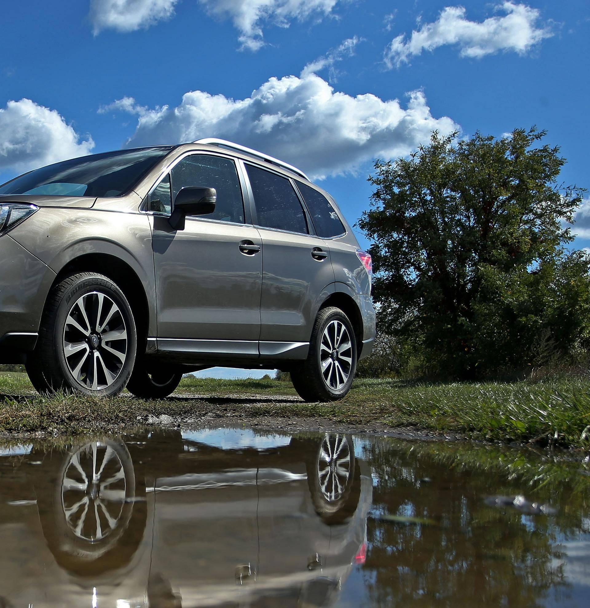 Originalan auto za poželjeti:  Testirali smo Subaru Forester
