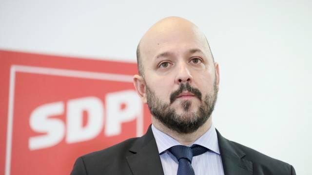 Zagreb: SDP održao konferenciju za medije