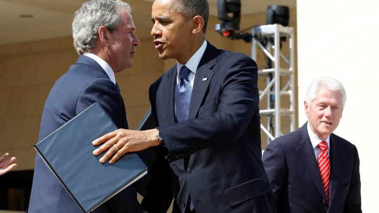 Tri bivša američka predsjednika udružuju se kako bi pomogli izbjeglicama iz Afganistana