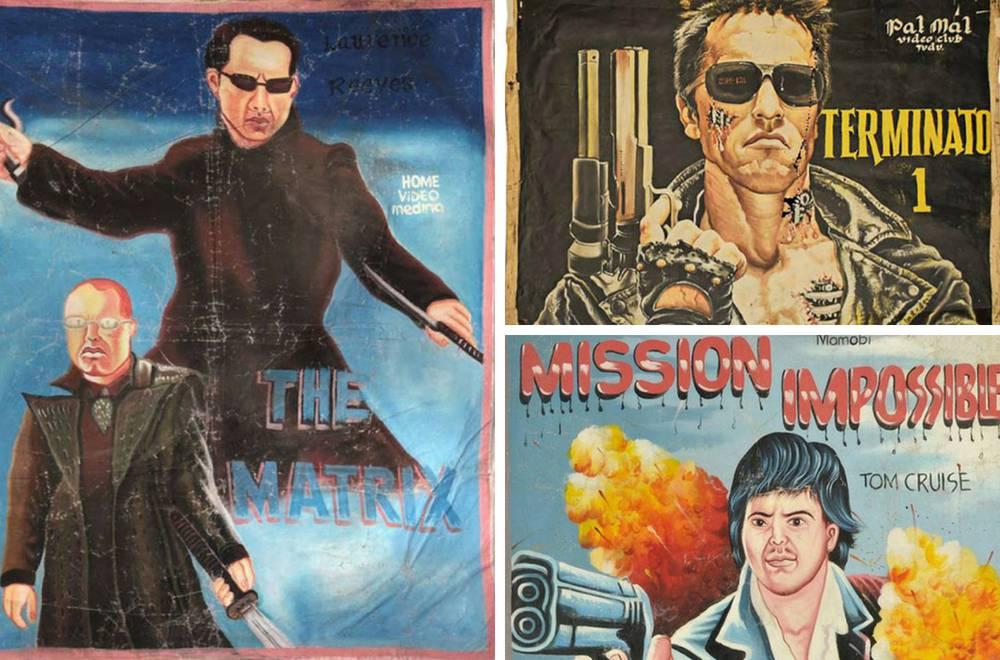 Toliko su loši da ih baš svi žele: Ludi filmski posteri iz Afrike