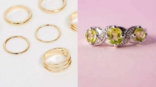 Organizirajte svoj nakit prema veličini, modelu i materijalima
