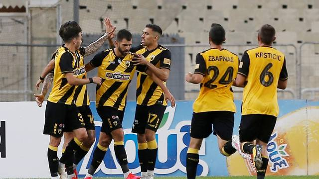 Greek Superleague - AEK Athens v Panathinaikos