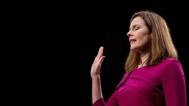 Konzervativna kandidatkinja Barret će se suočiti s izravnim pitanjima pred Senatom