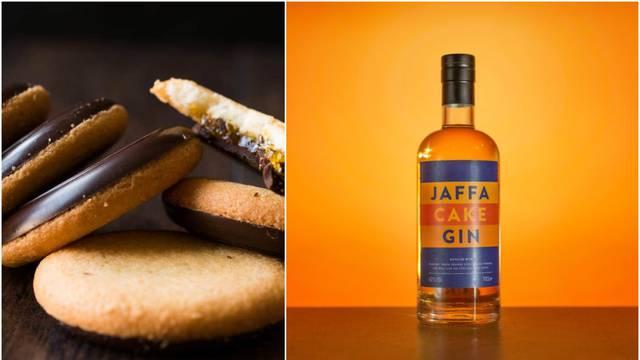 Gin s okusom Jaffa keksa