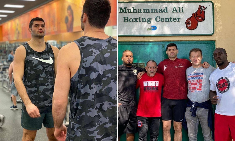 Hrgović u dvorani Muhammada Alija: Ogledalce, tko je najbolji?
