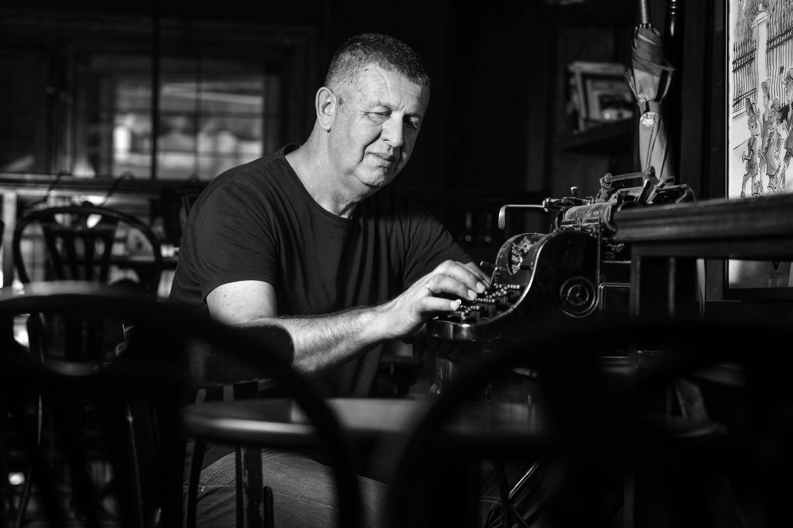 Josip Mlakić: Moj roman 'Skica u ledu' treba biti i videoigra