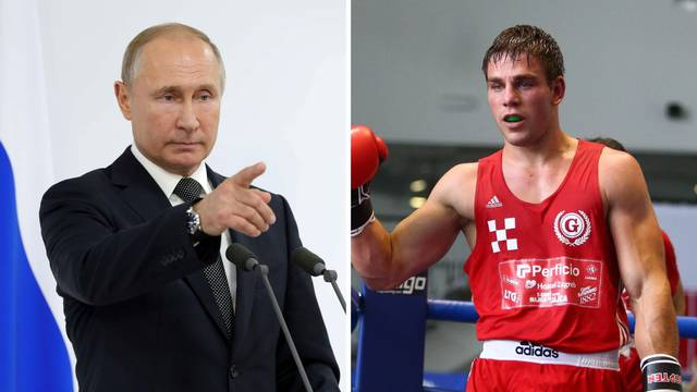 Filipiju zbog Putina branili da uđe u dvoranu i primi medalju!