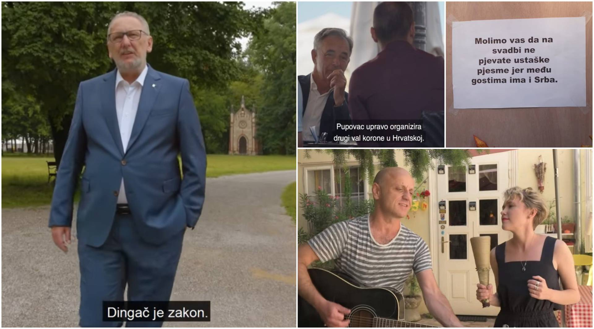 Aktualni predizborni spotovi vrijedni spomena: Pupi, HDZ osobno i Kekinovi 'sretni ljudi'