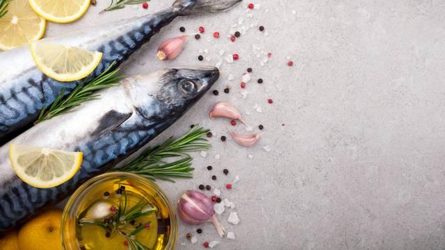 Riba  - zdravom prehranom do zdravlja zglobova