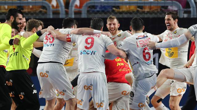 2021 IHF Handball World Championship - Bronze Medal Match - Spain v France