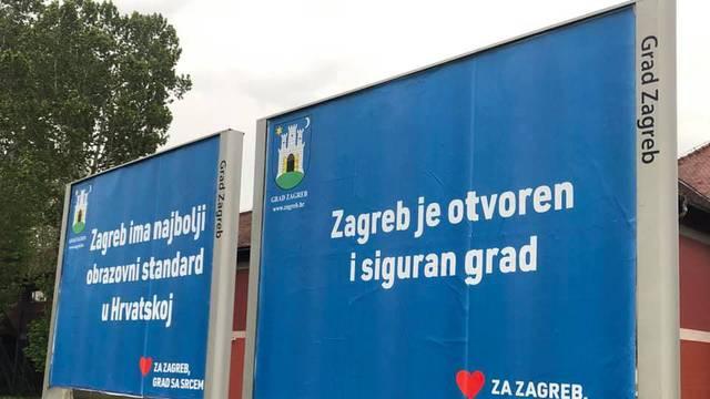 Glas prijavio Bandića: Zagreb plaća njegove izborne plakate!